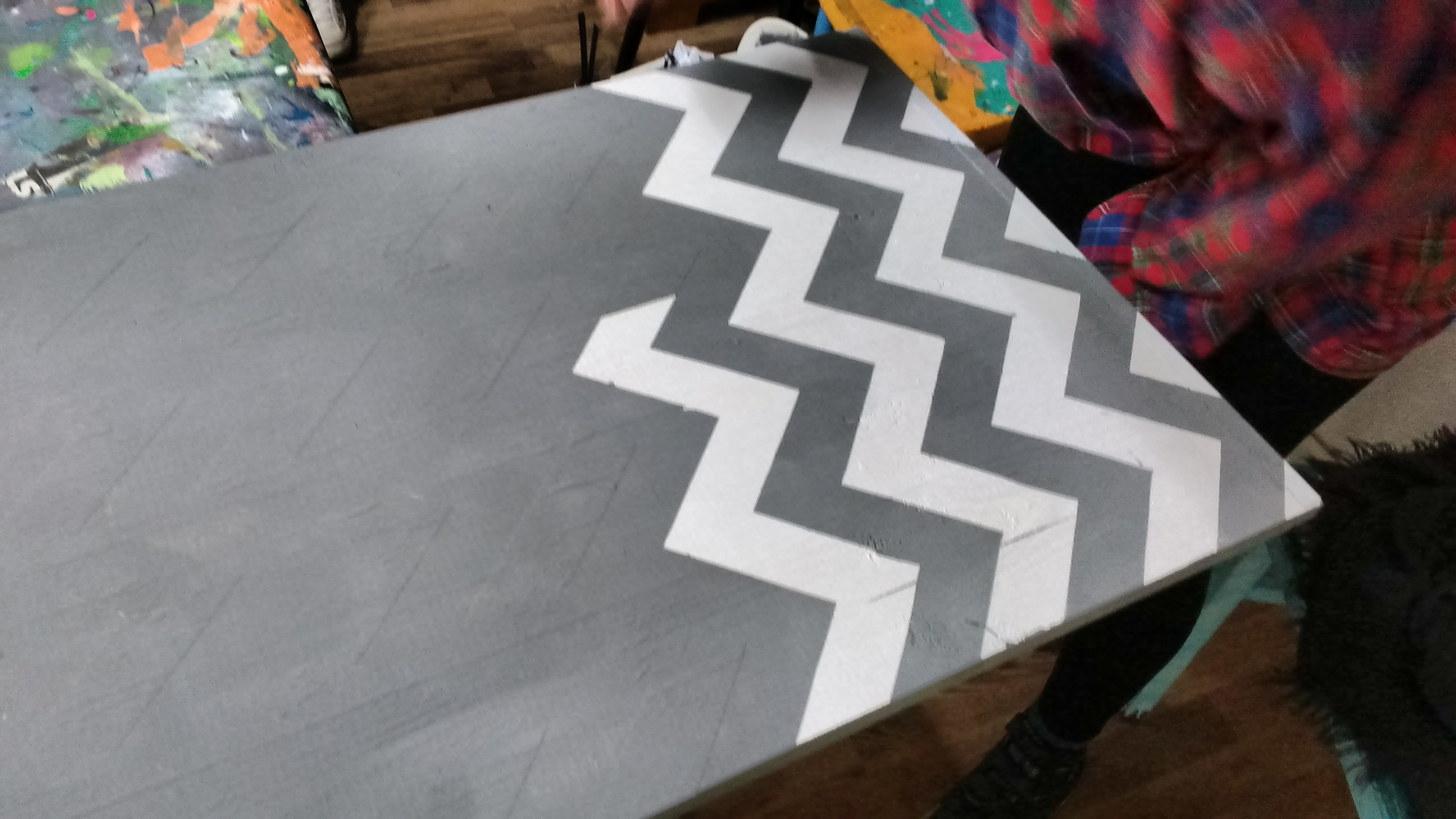 Schaltafeln - Ein Möbelstück der ganz besonderen Art im Atelier von entdeckungsarten