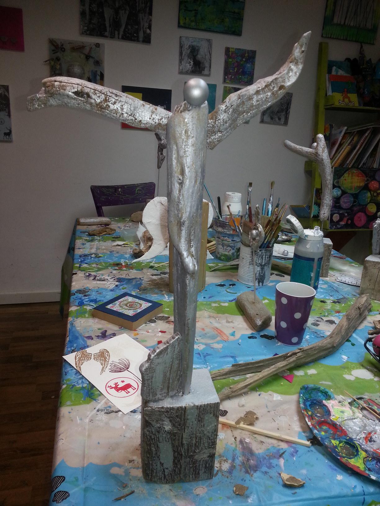 Geburtstage feiern im Atelier von entdeckungsarten
